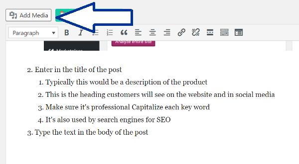 Devadigm, a Cape Cod based web development company, teaches how to create a post in WordPress