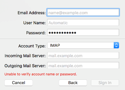 How to Setup an Email Address in Mac Mail - by Devadigm